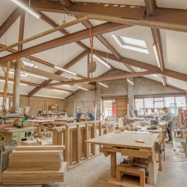 Redwood Joinery Workshops